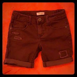 Girls size 10 shorts